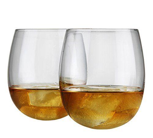 Whiskey Rocking Glasses Set of 2 by The Thirsty Gift Company. Whisky Rolling Glasses, Whiskey Glasses, Whiskey Rockers Gift Set The Thirsty Gift Co http://www.amazon.co.uk/dp/B015Q7ZMSG/ref=cm_sw_r_pi_dp_rqhZwb0WWT08Q