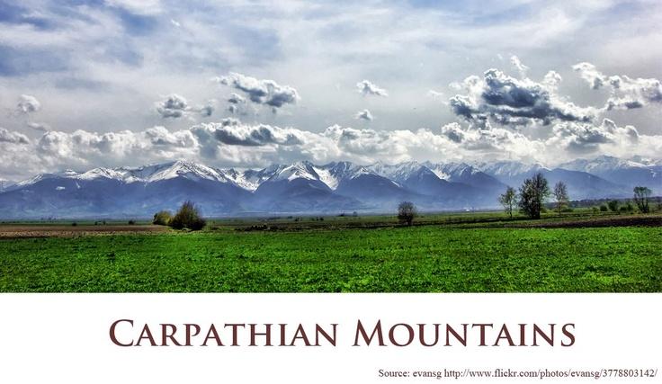 Carpathian Mountains  https://www.facebook.com/FromTransylvaniaWithLove