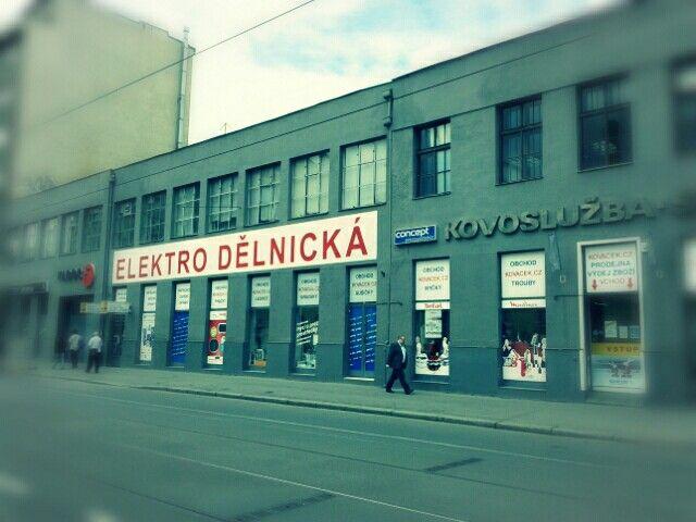Elektro Dělnická