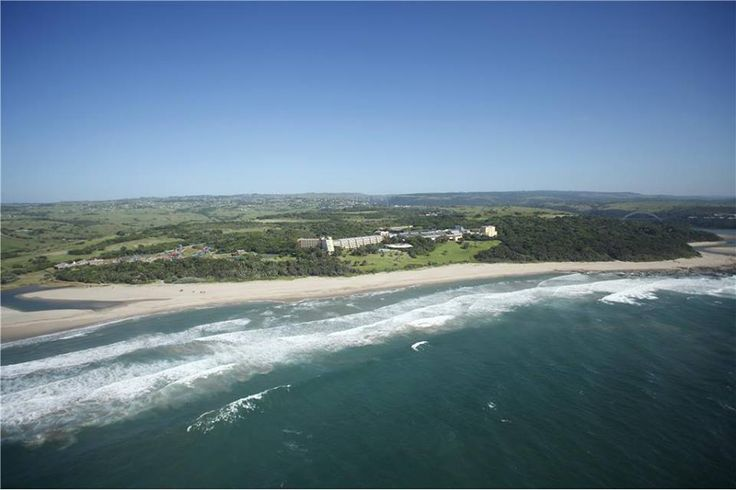 Coastal view of Wild Coast Sun