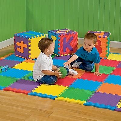 Interlocking Foam Alphabet Puzzle Mat Foam Floor Amp Play