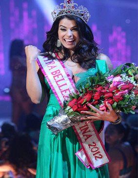 Vanessa de Roide gana Nuestra belleza latina- Primerahora.com