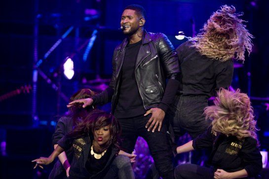 Usher owned the stage at his standout RodeoHouston performance. See photos and reviews on Chron.com.