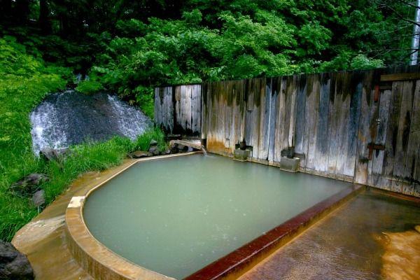 ニセコ昆布温泉 鯉川温泉旅館 - 秘境温泉 神秘の湯