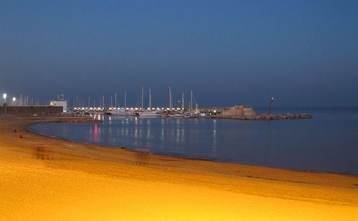 yellow Sand Beach  | Yellow sand beach Barcelona
