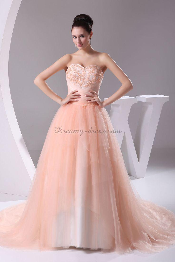 29 best wedfing dress ideas images on Pinterest | Wedding dressses ...