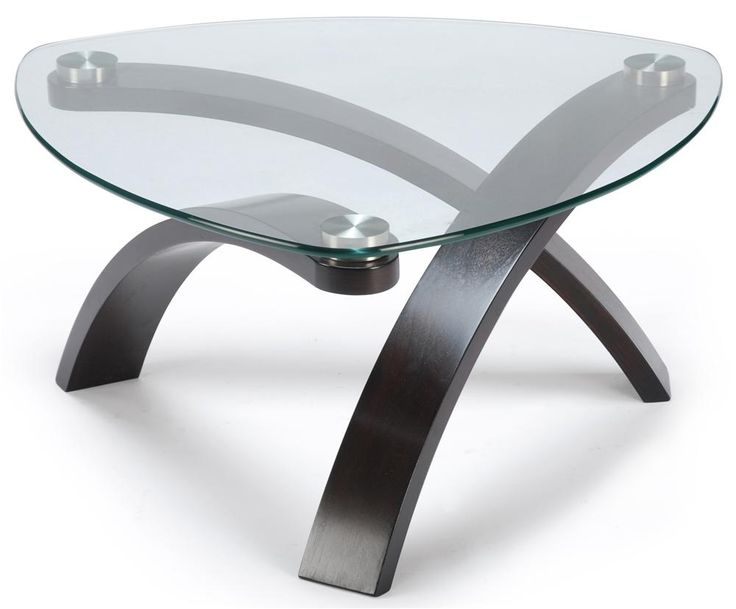 Allure Pie Shaped Cocktail Table by Magnussen Home