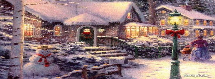 Old Time Christmas Facebook Covers, Old Time Christmas FB Covers, Old Time Christmas Facebook Timeline Covers, Old Time Christmas Facebook Cover Images