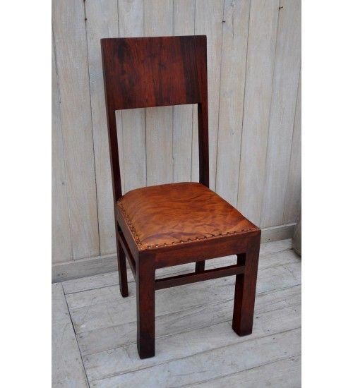 #Indyjskie drewniane #krzesło Model: HM-017 teraz tylko @ 294 zł. Kup online dzisiaj w @ http://goo.gl/6ycNIm