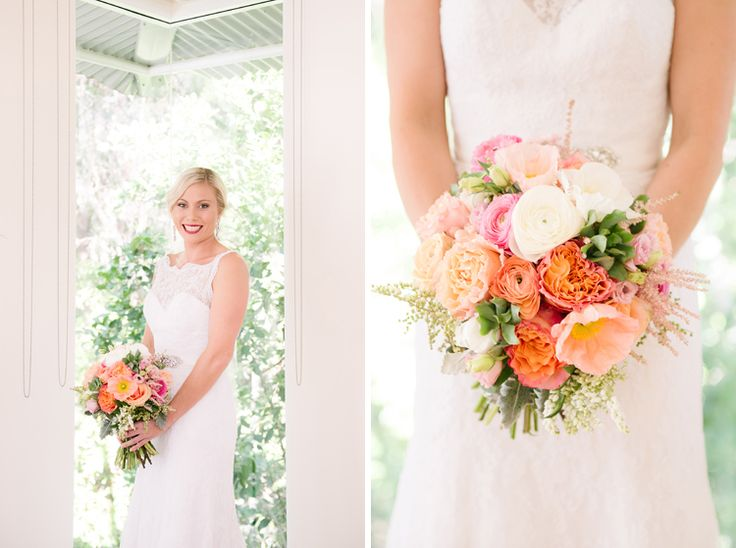 Blossom & Twine | pretty wedding flowers | bright and fresh wedding flowers | Copyright: SilverEdge Photography |