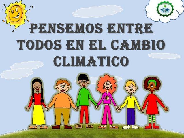 Cambio climático y Calentamiento global para niños