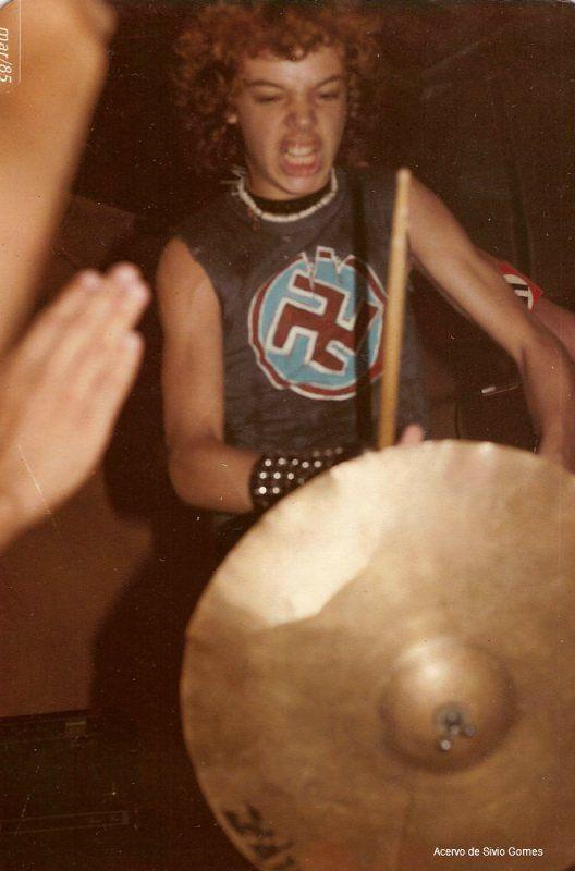 """""""Se não fosse o Sepultura, Overdose e Chakal, as pessoas estariam escutando…"""