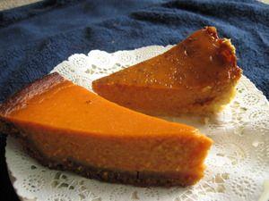 Тыквенный пирог из тыквы