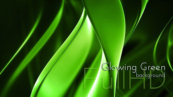 Fluorescent Glowing Green Motion Background,  #dailydesign #fluorescent #motion #brightgreen #darkdesign #everyday