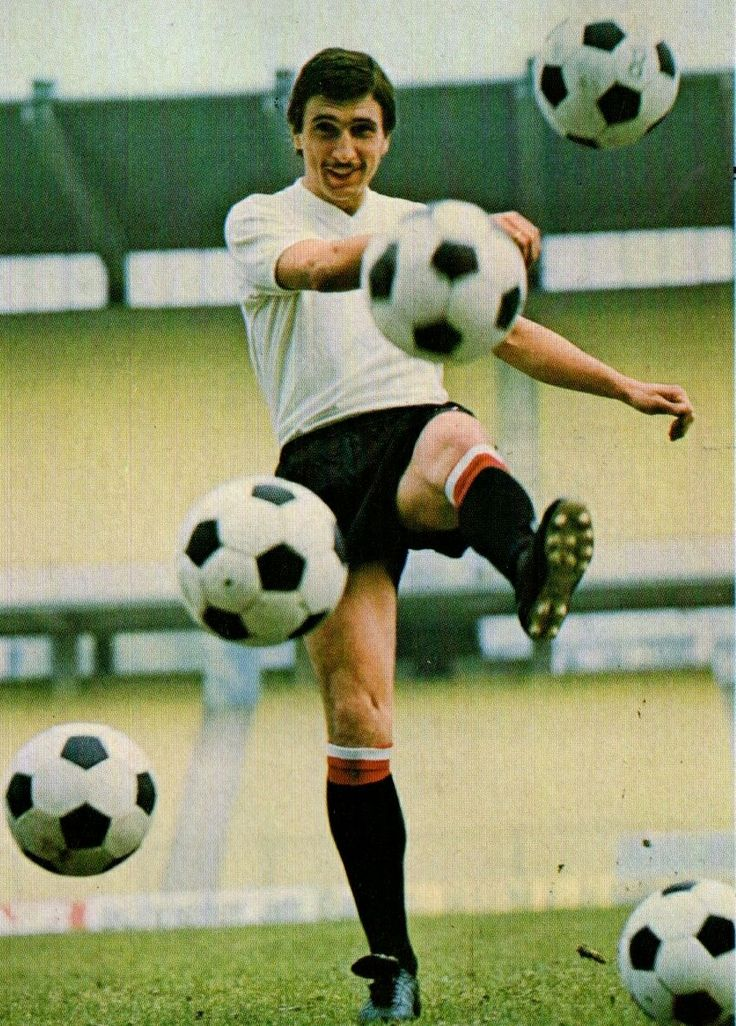 Hans Krankl of Austria in 1977.