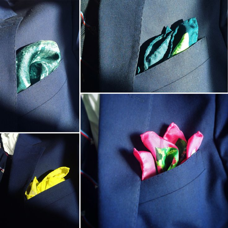 Watson West silk pocket squares. Which one to wear?  100%silk  Made in England  Inspired by paintings of the Yorkshire Dales.