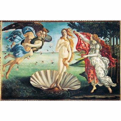 Puzzle Clementoni-31430 Botticelli : Die Geburt der Venus (1000 Teile, 67,7x47,7)