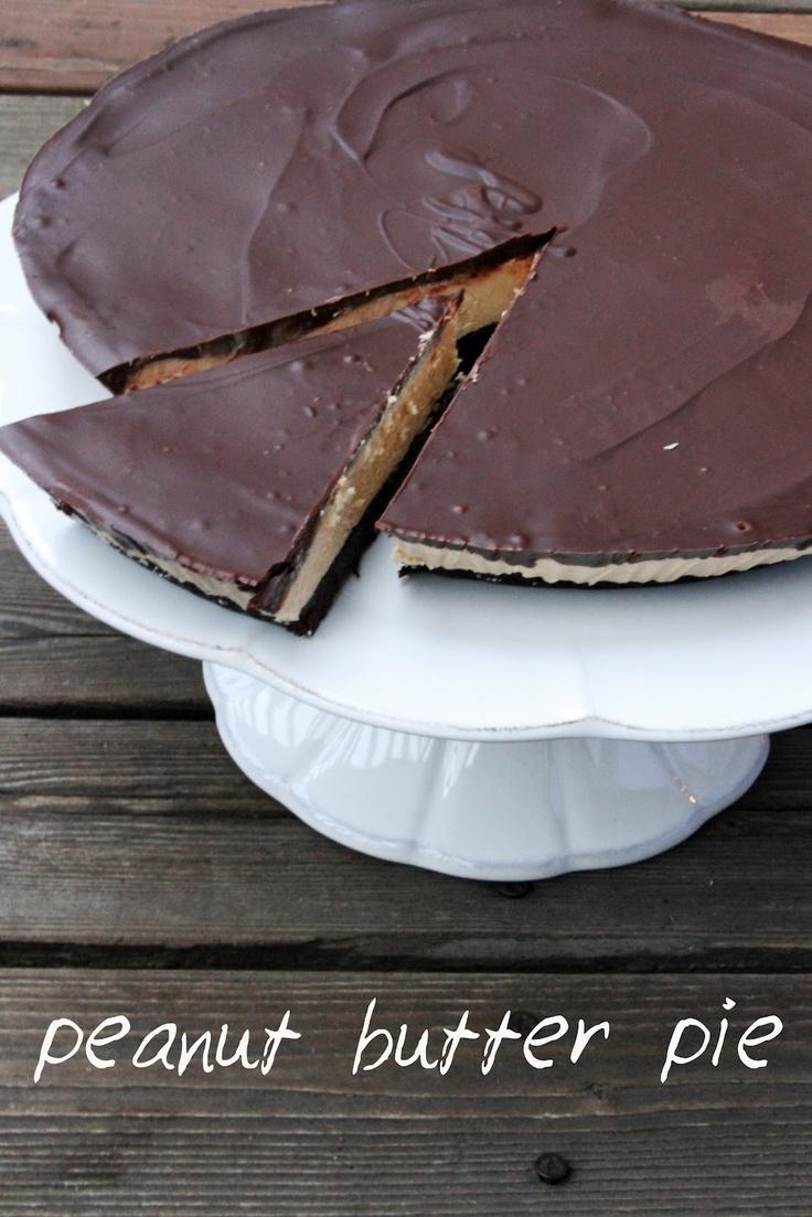 Peanut Butter Pie...yummy!