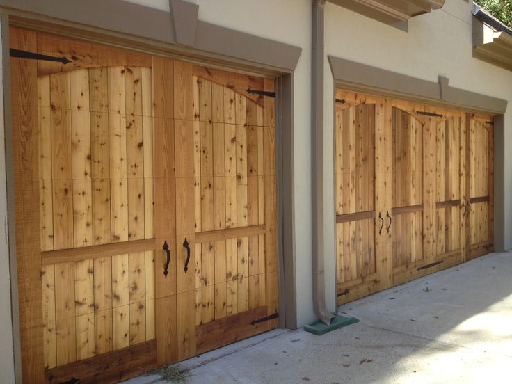 Custom Garage Doors! Stand out from the crowd!!! LCG Customs can design and manufacture to fit your home!