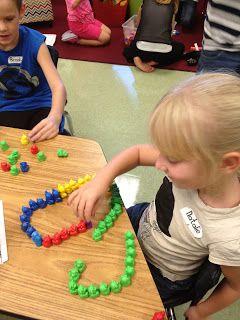ateliers d'exploration dès premiers jours de classe
