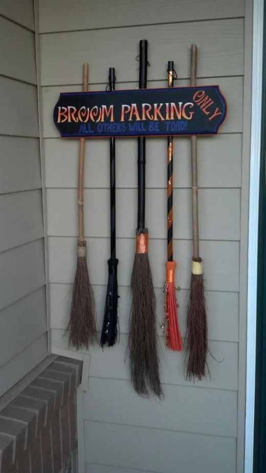 Broom Parking Sign, wenn Sie Besen finden können! $ Tree hat sie nicht in der …