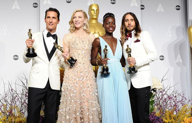 See all the Winners from the 2014 Academy Awards #InStyle