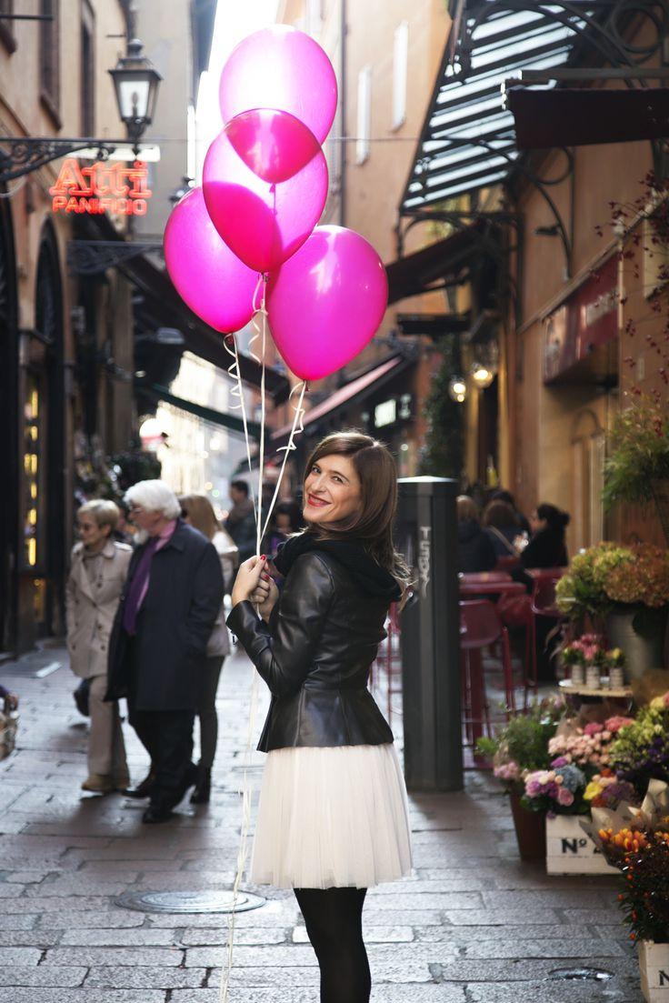 Valeria Moschet around #Bologna