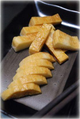 サクサク食べよう♪山芋のお漬け物 by まぁ! [クックパッド] 簡単おいしいみんなのレシピが259万品