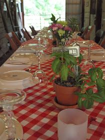 Italian Dinner Party, ideas for a dinner party, theme parties, crafts, printable, Summer party,