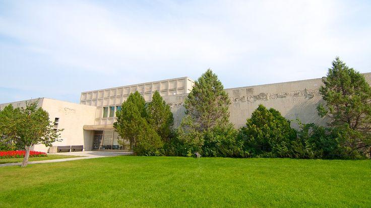 Royal Saskatchewan Museum in Regina, Saskatchewan