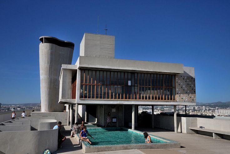Le Corbusier - La cité radieuse -