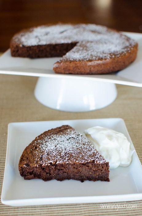 Chocolate Scan Bran Cake | Slimming Eats - Slimming World Recipes
