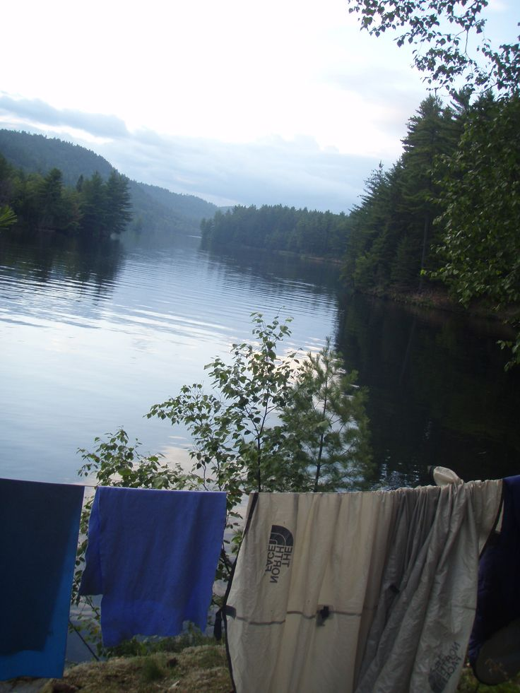 Rivière Dumoine en canot