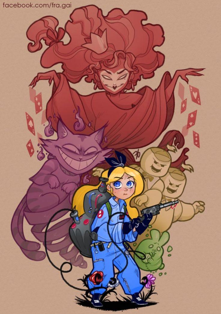 Alice in Ghostland