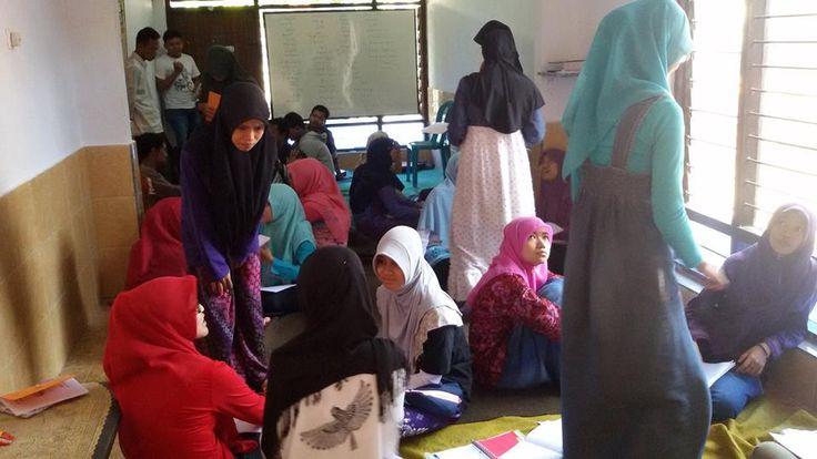 kelas 5. presentasi kelompok kecil