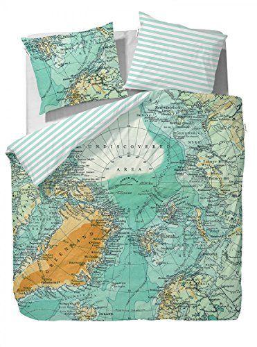 Shop // Bettwäsche North Pole. Für alle Weltenbummler die es gerne gemütlich haben.