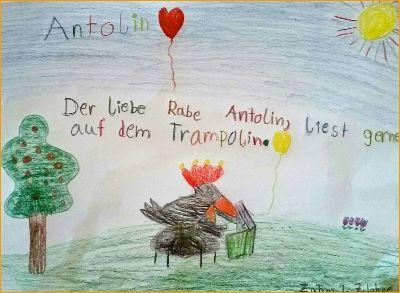 Antolin - Mit Lesen punkten!