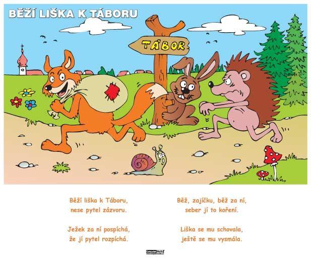 běží liška k táboru - Hledat Googlem