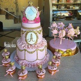 Десертный стол Принцесса