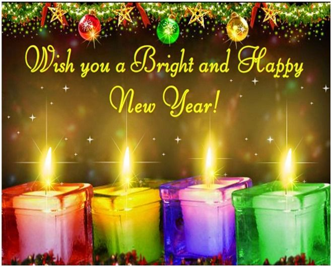 Happy New Year 2018 Desktop Wallpaper for New Year Celebration
