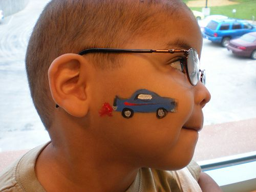 Easy To Make Car Paint Designs