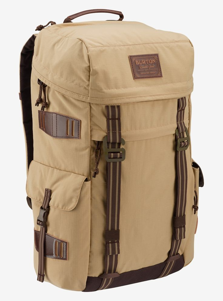 Burton Annex Backpack shown in Putty Ripstop