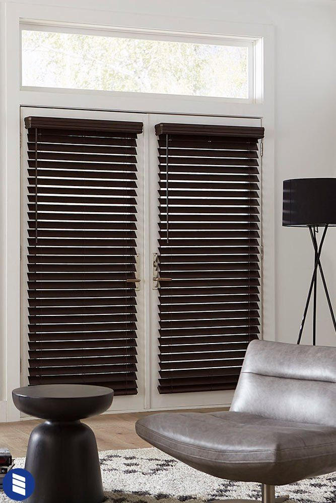 Blinds Com New Cordless Faux Wood Blinds With Versatile Painted