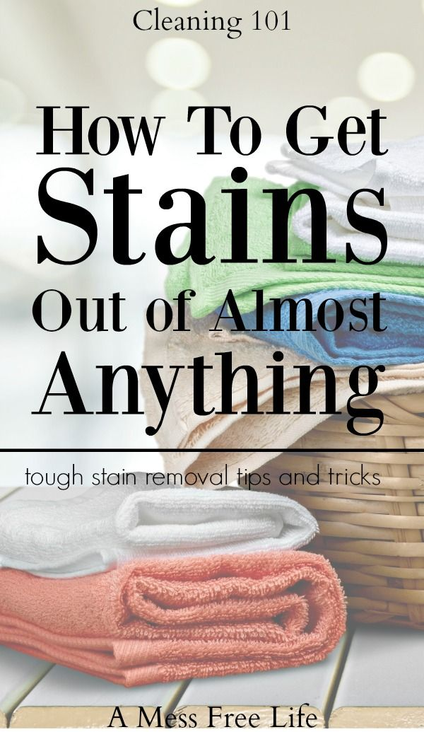 How to Remove Almost Any Stain   Stain Remover Ideas   Laundry Hacks   How to Get Rid of Wine, Coffee, Permanent Marker, Food Stains and More!
