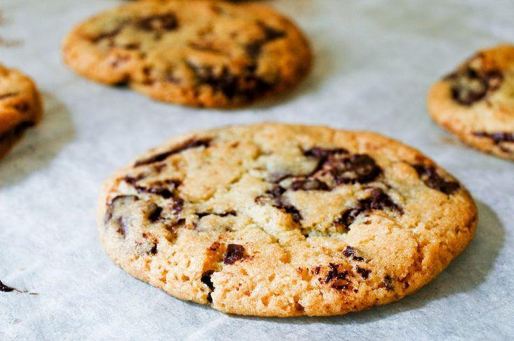 Cookies au chocolat parfaits Recette