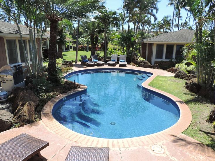 (private bungalows) House vacation rental in Poipu, Koloa, HI, USA from VRBO.com! #vacation #rental #travel #vrbo