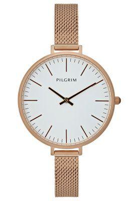 Pilgrim Uhr - rose gold-coloured - Zalando.de