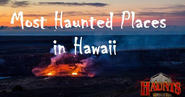 Most Haunted Places in #Hawaii! #haunted #hauntedplaces #paranormal #ghoststories #hauntedamerica #americasmosthaunted