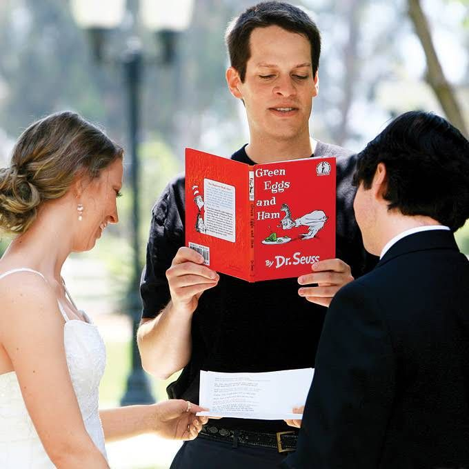 17 Best Images About Dr Seuss Wedding On Pinterest