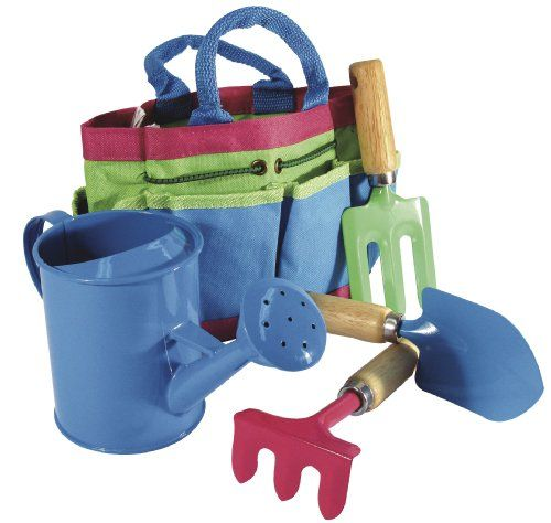 Play Food- Get the Children's Gardening Tool Set